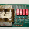 Meditec Argon Laser In-Line Start Board and Schematic